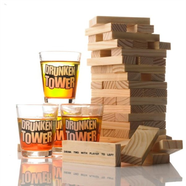 Tipsy Turm Board Game