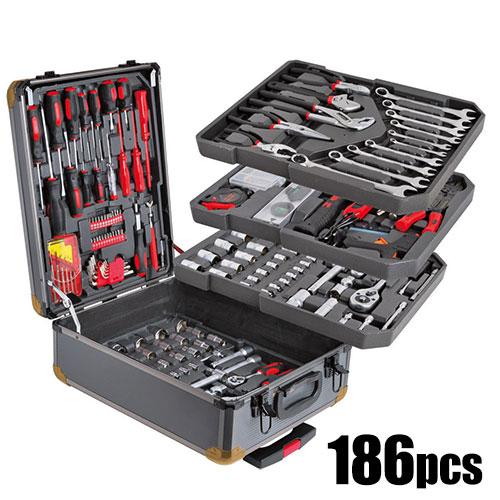 Toolbox Suitcase<br> Black Swiss (Part<br>186
