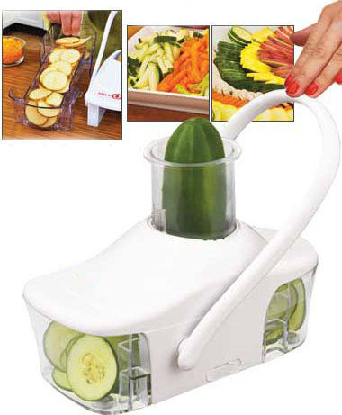 Cut Vegetable<br>Slicer Magic
