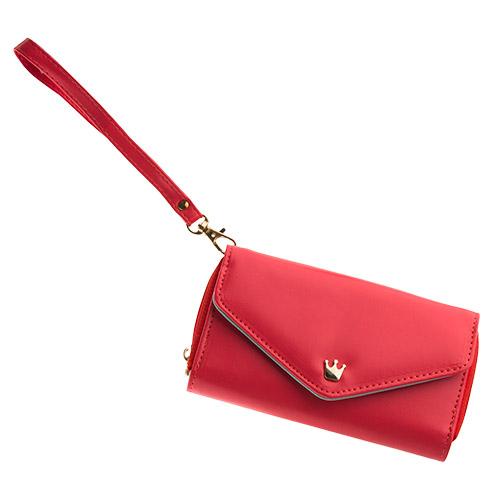Mobilny portfel  <br> Inteligentne<br>Portfel Etui-Red
