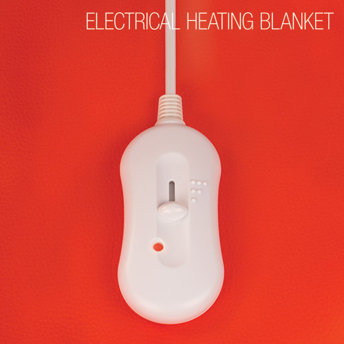 Best Zeller<br> Electric Blanket<br>150 x 80
