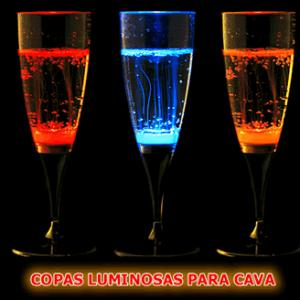 Cava Cup with Light