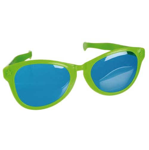 Joke Glasses Giants-Green