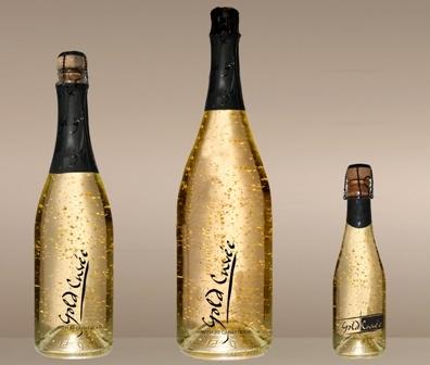 Oro Gold Cuvée<br> Cava-Original-200<br>ml. Benjamin