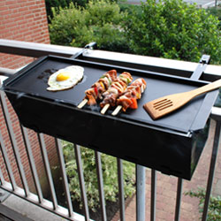 Balcony Barbecue |<br>BBQ Grill