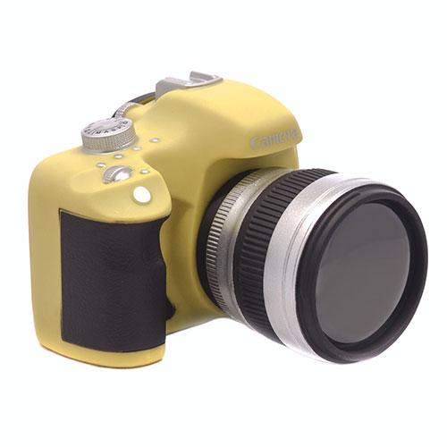 Piggy-Yellow Camera
