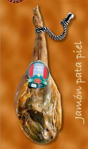 Paleta Serrano<br> Schinken Pata-4<br>kg-Keine Würste