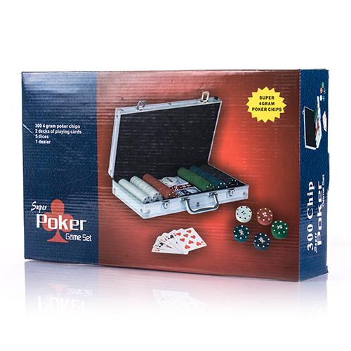 300 sz Póker zseton