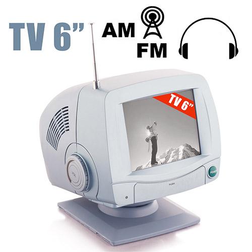 Television B / W<br> Radio Onda MX<br>MXTBN60