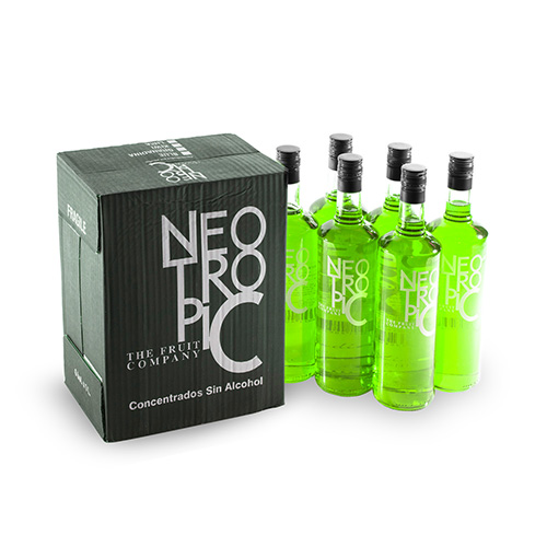 Neo Kiwi Refreshing Non-Alcoholic Drink Tropic 1L