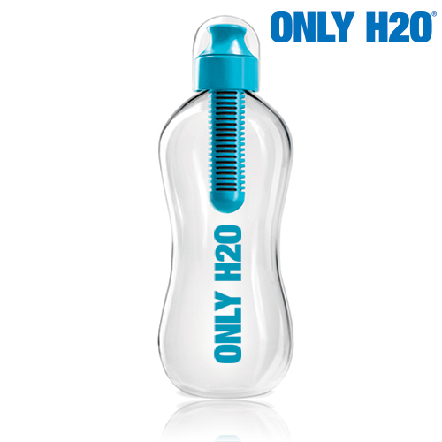 Bottle with Carbon<br>Filter Only H2O