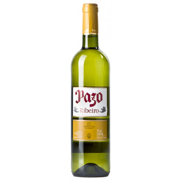 Young White Wine | Pazo Ribeiro 75 cl