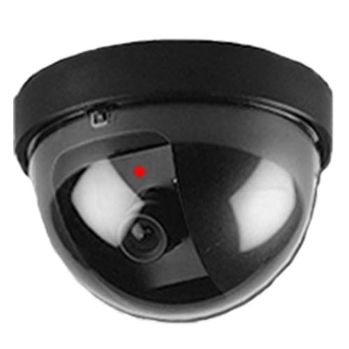 Simulated Dome Security Camera