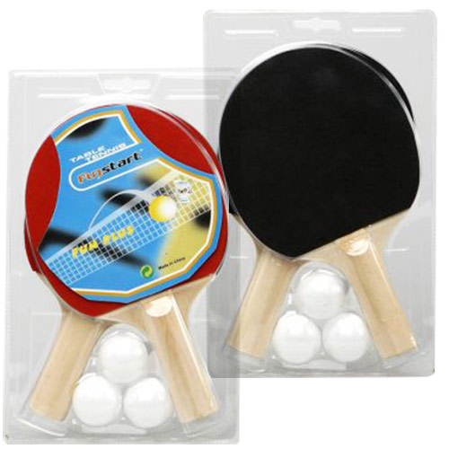 September Ping Pong 2 Paddles + 3 Balls