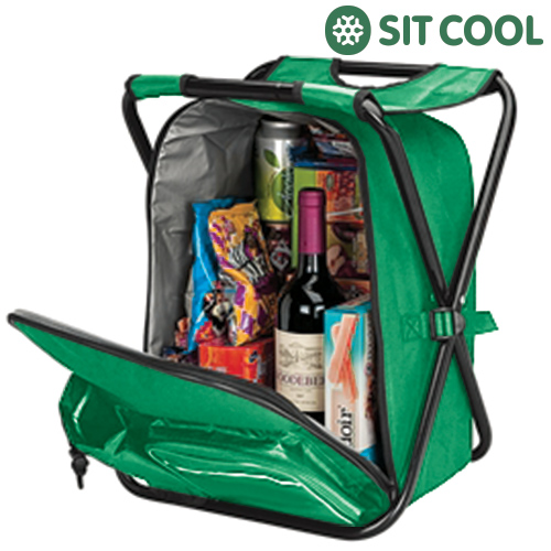 Sit Cool 3 in 1 |<br> Folding Chair, Bag<br>and Chill