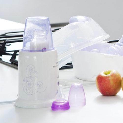 -Baby-Flaschen<br> Sterilisator<br> Babyflaschenwärmer ...