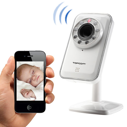 Wireless Ip Surveillance Camera Android & Ios