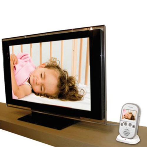 Surveillance Camera Baby TopCom Babyviewer 4100