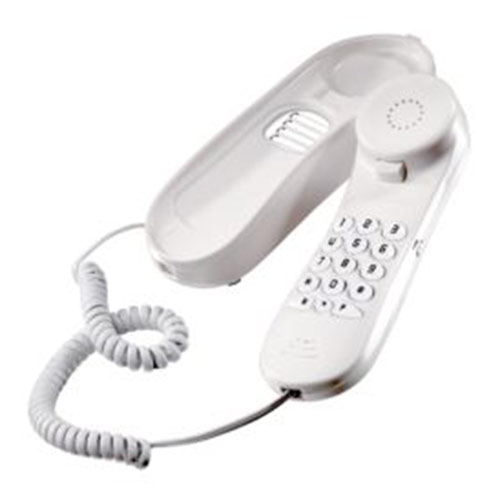 Corded Analog Phone TopCom Magius 101-White